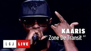 Kaaris - Zone de Transit - Live du Grand Journal