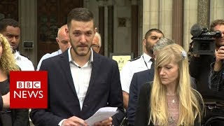 Charlie Gard: Parents pay tribute to son as legal fight ends- BBC News