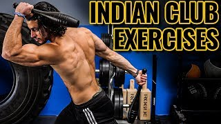 BEST Indian Club Exercises for Joint Strength & Mobility