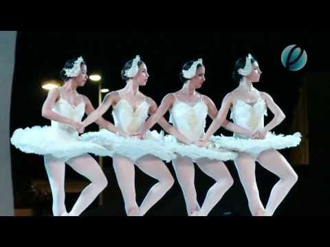 Cozumel Ballet Nacional de Cuba El Lago de los Cisnes 1