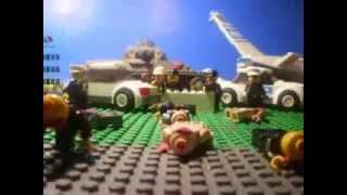 Lego City Zombie Infection