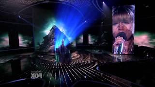 X Factor USA - Drew Ryniewicz - Skyscraper - Live Show 5 - top 9