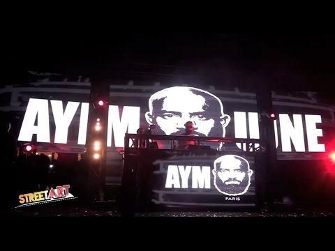 Xxx Mp4 Dj Aymoune Enflame La Scene De Holiland EDF Morocco StreetART 3gp Sex