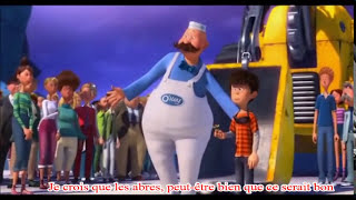 Le lorax renouveau video+lyrics version québequoise.