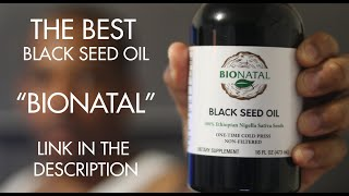 THE TRUTH ABOUT BLACK SEED OIL AND HOW IT CHANGED MY LIFE