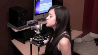 Pray Justin Bieber  (cover) Megan Nicole