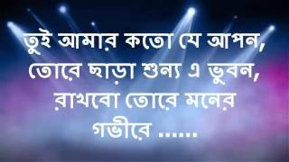 ki jala | balam | taposh feat balam | Lyrics Video 2016