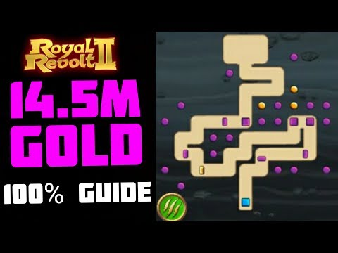 Xxx Mp4 ROYAL REVOLT 2 VEIN OF GOLD XXXI 100 Dungeon Guide 3gp Sex