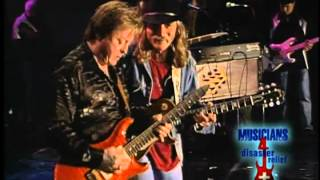 Dickey Betts (Allman Brothers Band) - Southbound (Musicians 4 Disaster Relief 2005)
