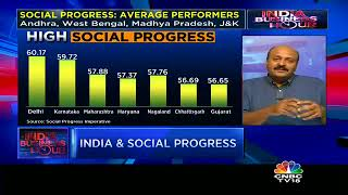 SOCIAL PROGRESS: KERALA ON TOP | India Business Hour | CNBC TV18
