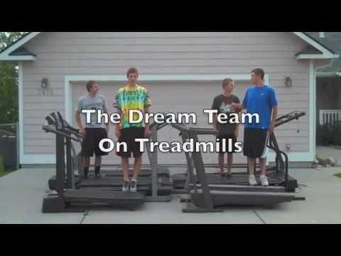 Xxx Mp4 The Dream Team On Treadmills Here It Goes Again 3gp Sex