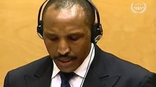 Affaire Ntaganda: Bosco Ntaganda, 3 septembre 2015, version française