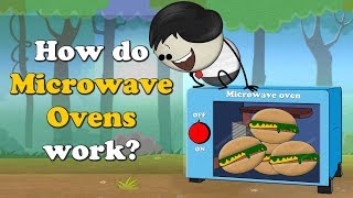 How do Microwave Ovens work? | #aumsum #kids #education