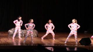 Girl Party - Harborfields Variety Show '16