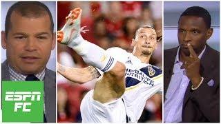 Reacting to Douglas Costa's spitting, Zlatan's Taekwondo goal, more | Extra Time | ESPN FC