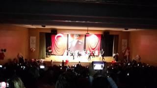 vice (vays) dansı okul ve dans için