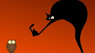 Alfred & Shadow - A short story about emotions (education psychology health animation)