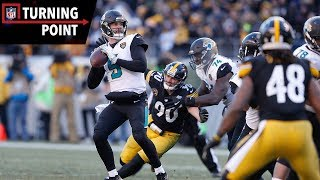 Bortles Silences the Doubters With Upset Win Over Steelers (AFC Divisional)   NFL Turning Point
