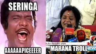 Tamilisai Marana Troll  |  செம கலாய்  | GST parithabangal |  cine Mafia |