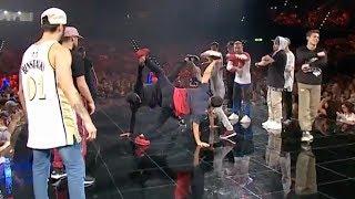 The Dance 2017: Super Cr3w (USA) vs OBC (Russia) | Semifinal