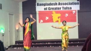 Bijoy Dibosh Dance - Momo Chitte Niti Nritye
