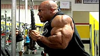 Phil Heath's Hardcore Arms, Biceps/Triceps Workout For MASS