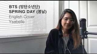BTS (방탄소년단) – SPRING DAY (봄날) [English Cover]