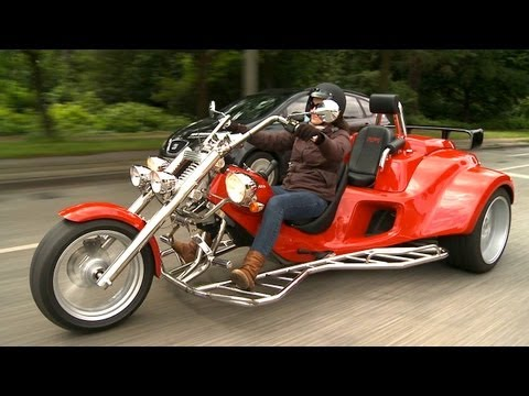 Rewaco RF1 GT Trike
