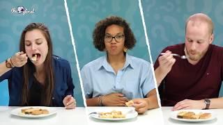 هيحصل إيه.. لو الأجانب كلوا كمية الأكل اللي بناكلها أول يوم رمضان؟!