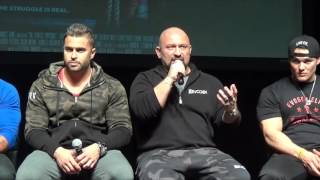 The Perfect Physique Film Q & A - LAFit Expo 2016