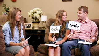 Watch Newlyweds Joe and Kendra Duggar Play