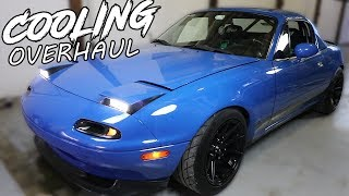 Ultimate Cooling Overhaul! - Coolant Reroute & Turbo Blanket