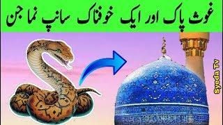Ghaus Pak aur ek Saanp Numa Jinn ka Waqia || sheikh Abdul Qadir Jilani r.a|| Baghdad Shareef ||Snake