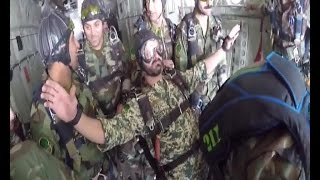 Iran NOHED 65th Airborne Special Forces Brigade exercises تمرين هاي تيپ شصت و پنج هوابرد نوهد ايران