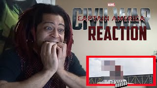 Captain America: Civil War - Trailer 2 - REACTION