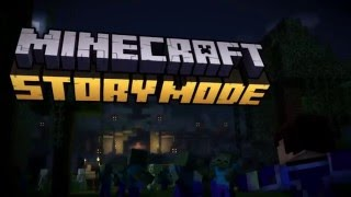 Minecraft Story Mode Episode 5 Full Playthrough (No Commentary)