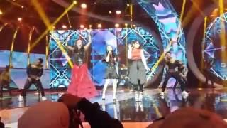 VIA VALLEN ft. CITA CITATA dan DENADA - SAYANG (SCTV MUSIC AWARDS 2017)