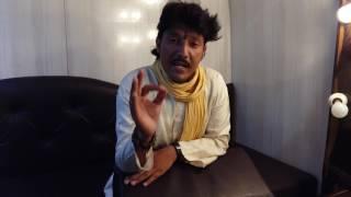 Bollywood actor Vishjosh sharma interview