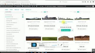 Wordpress Woo-commerce ( navdisenyo creation )