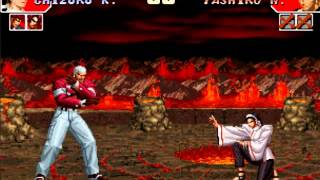 The KOF '97 Historia Verdadera