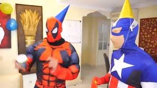 Frozen elsa & Spiderman and Joker happy birthday songs , color car games for children