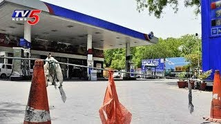 Hyderabad Petrol Bunk Dealers Call for One Day Bandh Against Daily Revision of Prices | TV5 News