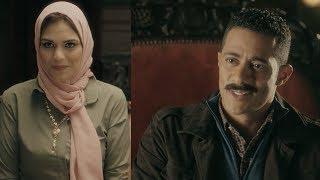 خطوبة ناديه اخت زين القناوي  - مسلسل نسر الصعيد -  محمد رمضان