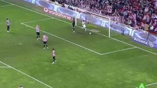 Athletic  Bilbao vs Real Madrid (2-5) 2009 HQ resumen LaSexta