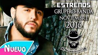 Top Grupero Banda Noviembre 2016
