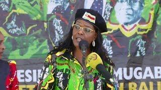 من هي غريس موغابي سيدة زيمبابوي الأولى؟