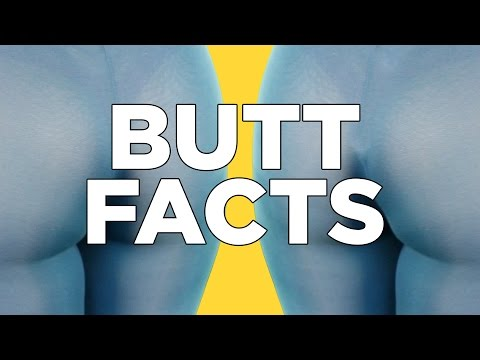 Xxx Mp4 10 Butt Facts That Will Excite You 3gp Sex