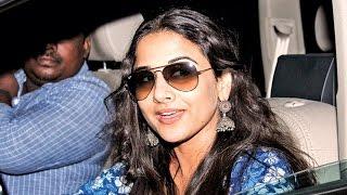 Vidya Return From Kolkata After Kahaani 2 Promotion | Vidya Balan Movies | Kahaani 2 Trailer