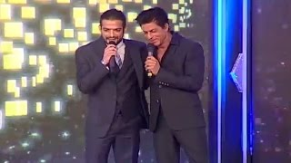 Telebrations: When SRK Met Karan Patel And Called It His Highest Point Of The Evening