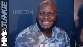 Derrick Lewis full UFC 216 media day interview